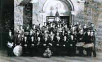 Harmonie van Gulpen 1956.